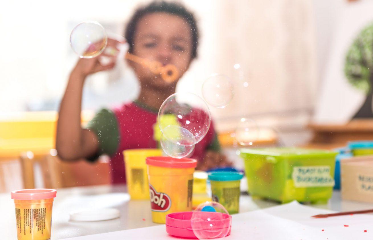 Ergotherapeutie für Kinder