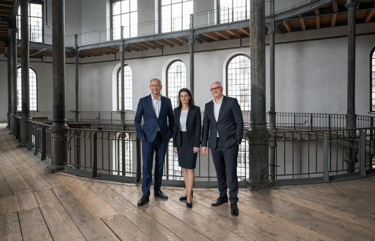 Gruppenfoto Vorstand Wienerberger AG