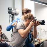 Uwe Strasser Lifestyle Fotograf in action