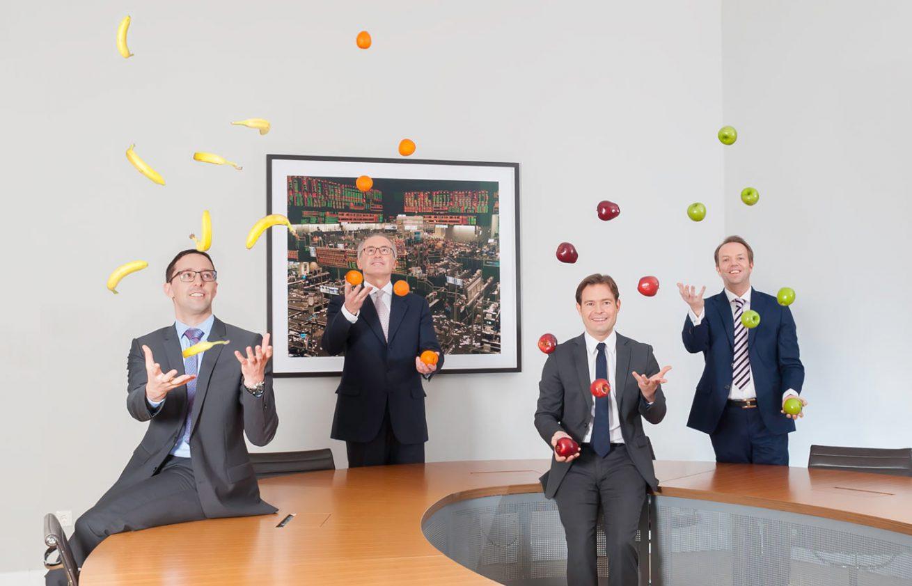 Bank- und Kapitalmarktrechts-Team von KSW Rechtsanwälte