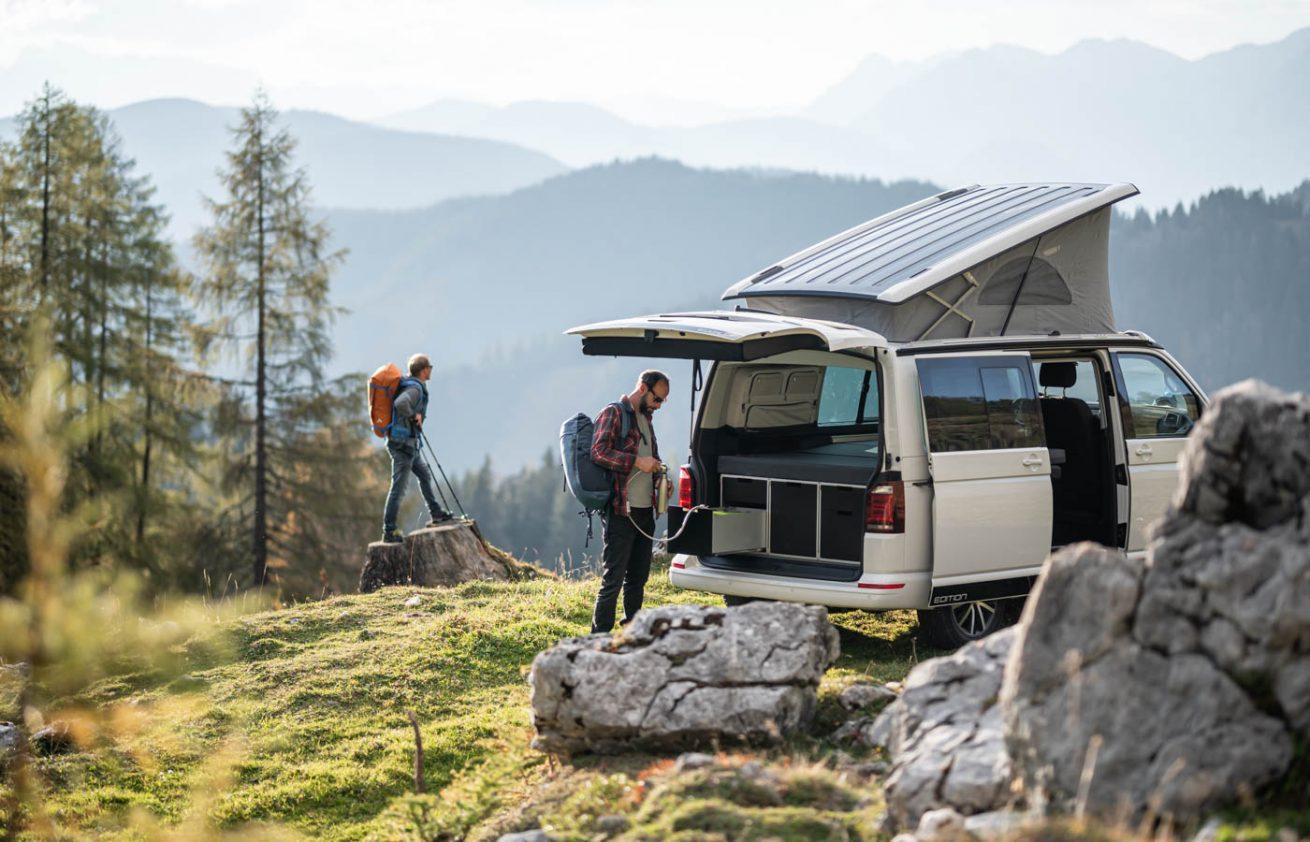 Qubiq Camping Module