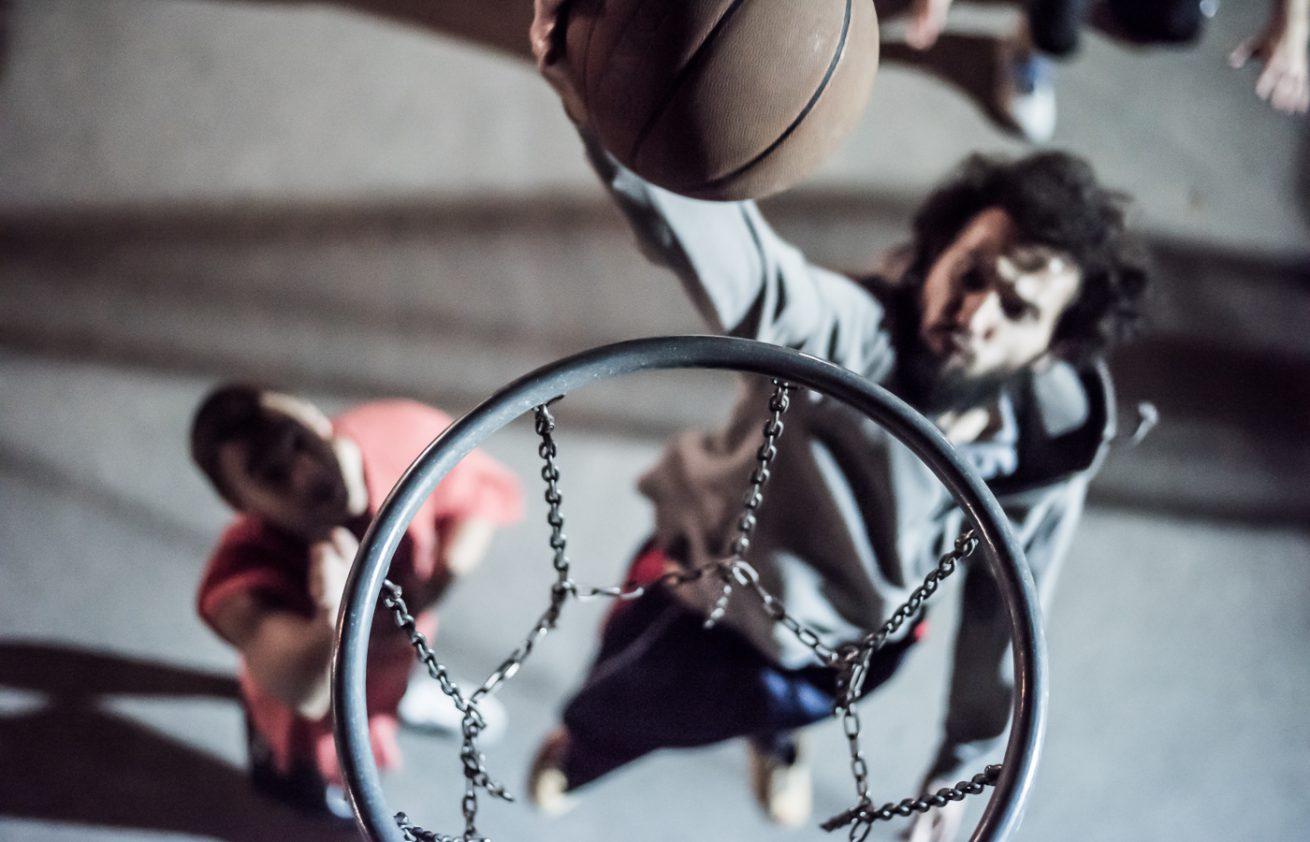 Street Basketball in Wien