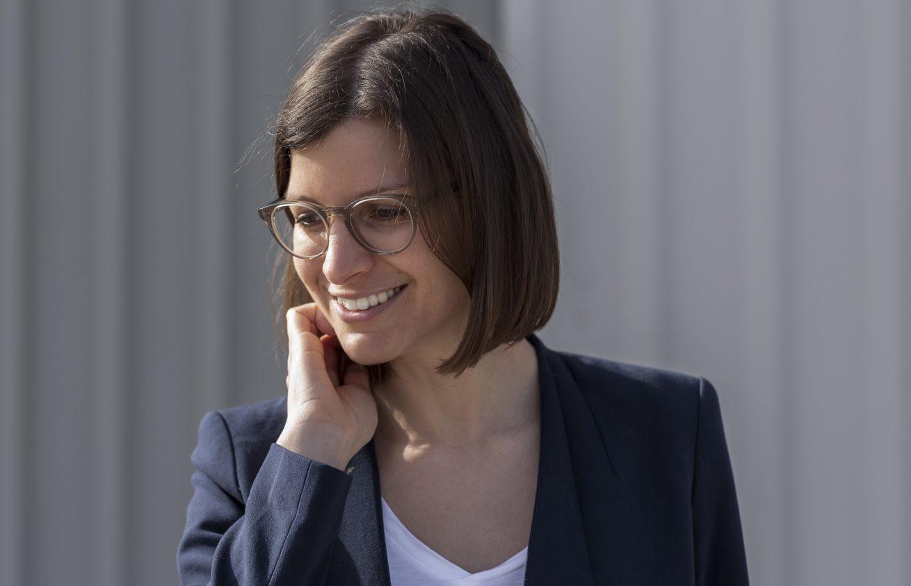 Portrait Eva Steinwender